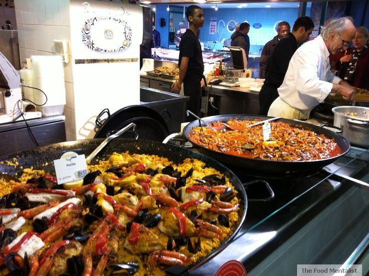 A Foodie's Heaven - Les Halles de Lyon, France