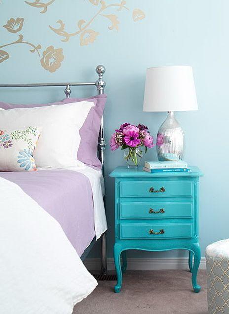 picture 6888 40 habitaciones increíbles en color turquesa Decoracion