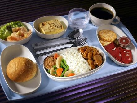 airline meal emirates flickr - Google Search