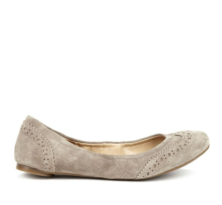 """I found the perfect flats!  And they're named """"Tanya,"""" just like me!!!  Sole Society """"Tanya"""", $49.95"""