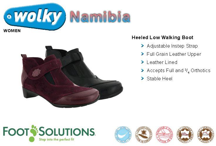 Wolky Nambia - Women // Autumn 2014