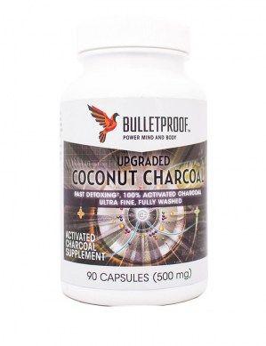 Bulletproof Upgraded Coconut Charcoal