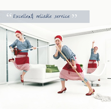 Sparkle cleaners, Worthing