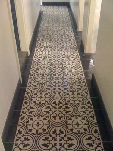 25 beste idee n over portugese tegels op pinterest tegel portiek marokkaanse tegels en - Tegel patroon badkamer ...
