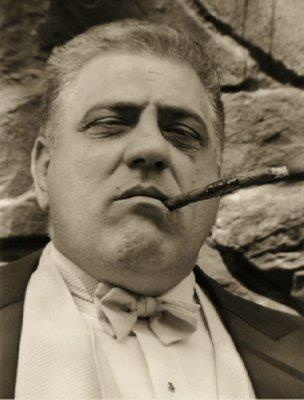 """Luca Brasi in """"The Godfather."""" One of my Favorite characters."""