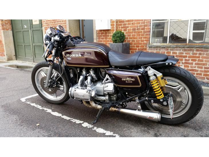 198 best goldwing cafe images on pinterest | motorcycle style