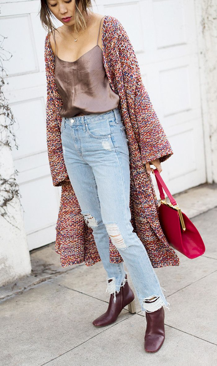 How to Look Amazing This Autumn in 7 Easy Outfits via @WhoWhatWearAU
