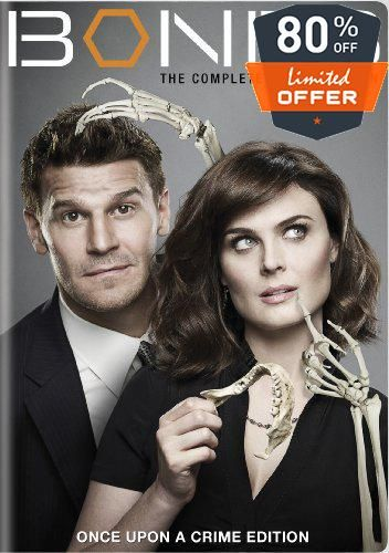 #bestdeal Unearth even more thrills from #Bones Season 8 with all-new content only available here! Finally cleared of wrongdoing, Bones reunites with Booth (Davi...