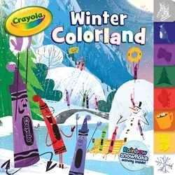 Winter Colorland by Natalie Shaw #homelibrary #booktrotters