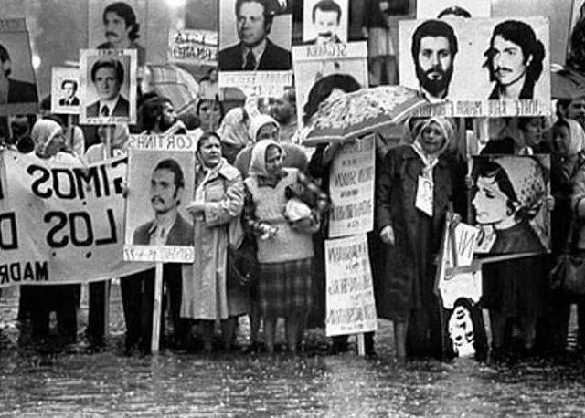 El 30 de Abril de 1977 se manifestaron por primera vez y se constituyeron como…