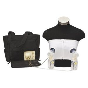 Medela Easy Expressions White Bustier