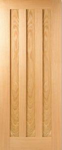 Idaho Oak Prefinished Internal Door #prefinisheddoors