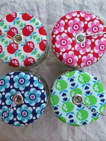 Ein Blog über verschiedene DIY Projekte. Verarbeitungsideen zu verschiedenen textilen Materialien. Schwerpunkt farbige Stoffe.