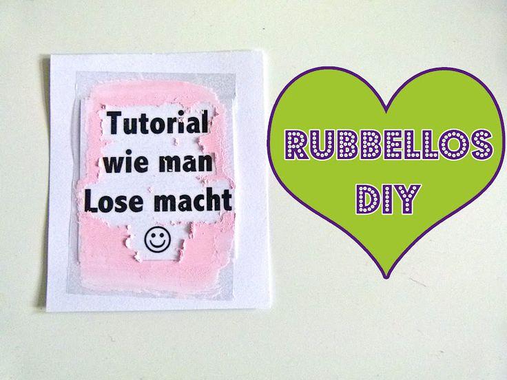 In dieser Anleitung erfährst du, wie du ganz einfach und mit wenigen Hilfsmitteln Rubbellose selber machen kannst.