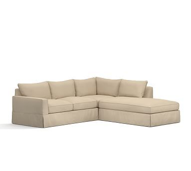 Best 25+ Sectional slipcover ideas on Pinterest | Sectional couch cover Sectional sofa slipcovers and Sectional covers  sc 1 st  Pinterest : sectional slipcovers with chaise - Sectionals, Sofas & Couches