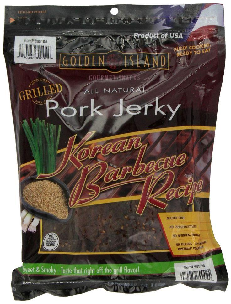 Costco Easter Baskets: Pork Jerky, Bbq Pork, Pork