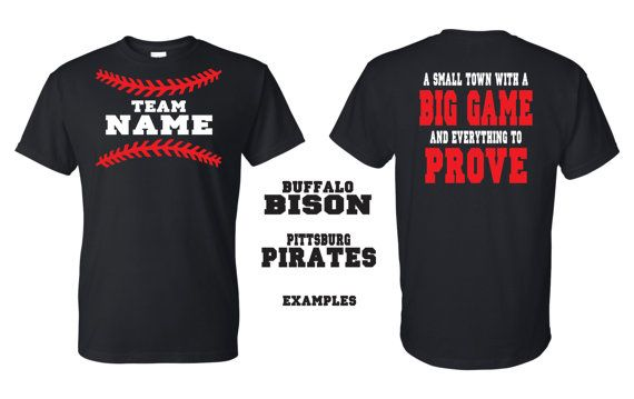 I love this baseball shirt! I will need to get one made for next spring...Go B.C.!