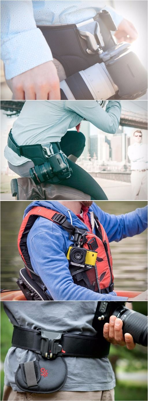 Spider Pro SCS -Single camera System Camera Holster