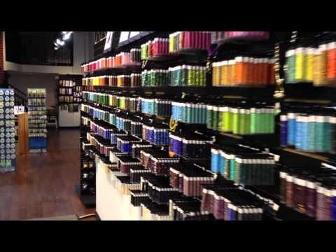Video of our Fort Myers, FL Potomac Bead Company bead store location