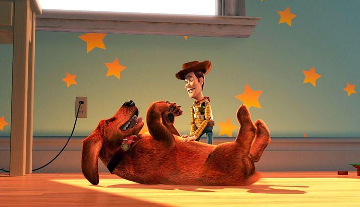 Buster Toy Story Series Pixar Disney Pixar