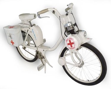 SOLEX NURSES MOPED