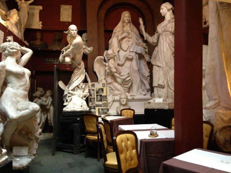 Caffè Canova-Tadolini in Roma, Lazio