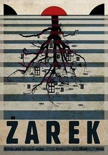 Żarek, plakat z serii Polska, Ryszard Kaja