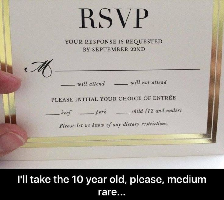 Резултат слика за They Made A Huge Mistake On The Wedding Invitations And It's Going Viral. Can You Spot It?