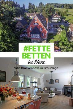 Die Villa Brockenhexe in Braunlage bietet eine inspirierende Umgebung. Hier gibt es immer etwas Neues zu entdecken!