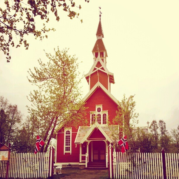 Neiden church, Sør-Varanger.