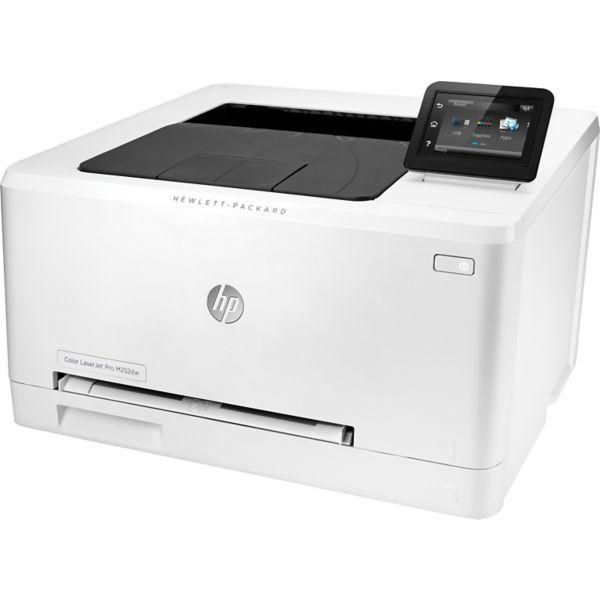 HP M252dw B4A22A#BGJ Color LaserJet Pro Printer