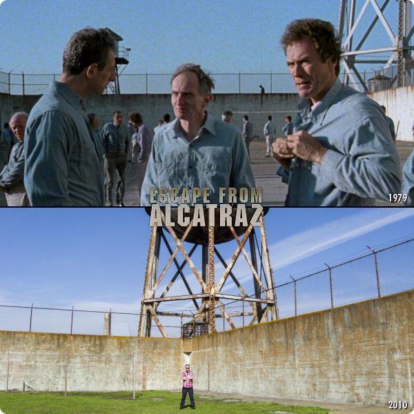Escape From Alcatraz 1979 Filming Location In 2019 Filming