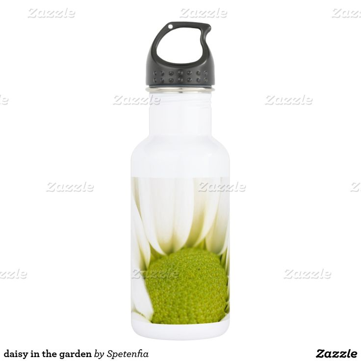daisy in the garden 532 ml water bottle
