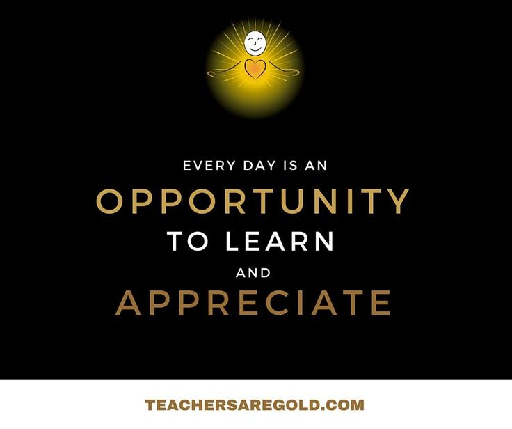 Teachers Are Gold Project