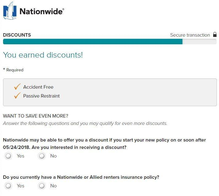 Nationwide Car Insurance Review Compare Rates Coverage Insurance Quotes Quotes Best Quotes