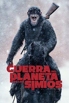 La guerra del planeta de los simios (2017) EEUU. Dir.: Matt Reeves. Ciencia ficción. Aventuras. Bélico - DVD CINE 2507