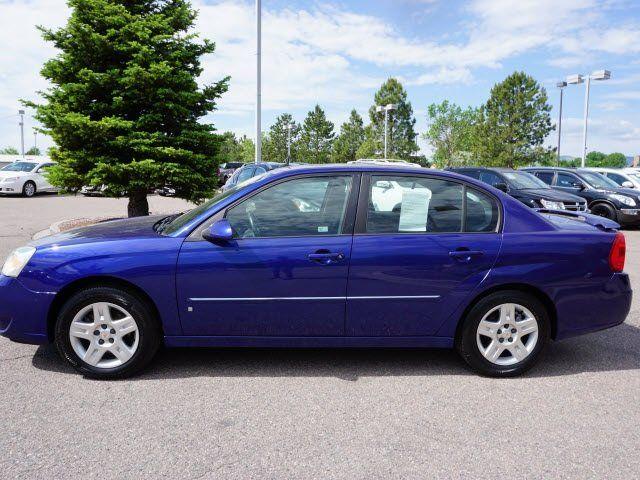 Cars for Sale: Used 2006 Chevrolet Malibu LT V6 for sale in Denver, CO 80123: Sedan Details - 458871454 - Autotrader