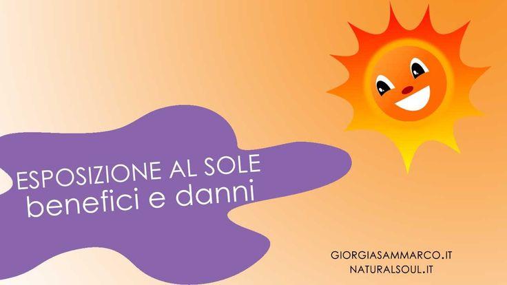 Prendere il sole è fondamentale perché apporta numerosi benefici al nostro corpo, però bisogna farlo con la testa, perché i danni alla pelle sono dietro l'angolo. #abbronzatura #curadellapelle