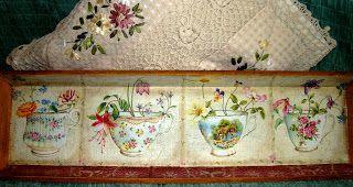 myhandmadebottle: Va invit la un ceai!