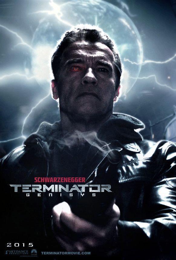 Terminator Genisys (2015) - Poster by CAMW1N | Geek Squad ...