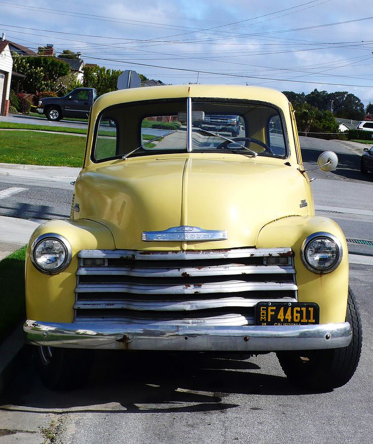 147 Best Images About 1950's Chevy Pickup On Pinterest