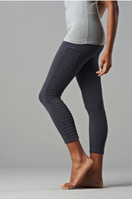 Yoga leggings by Creem -- organic and sustainable fabric