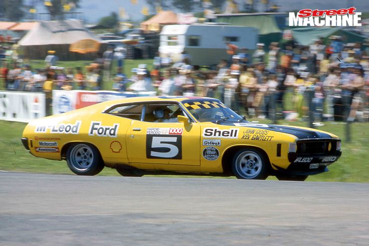 John Goss XA GT race car