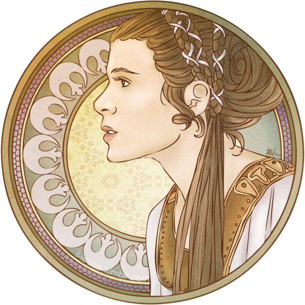 Princess Leia - Fan Art