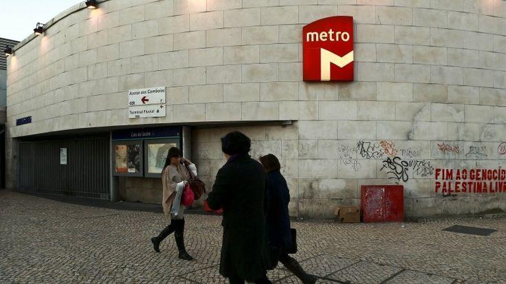 Greve dos trabalhadores do Metro de Lisboa foi adiada