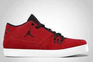 Jordan Flight 23 Classic – Gym Red/Black/White