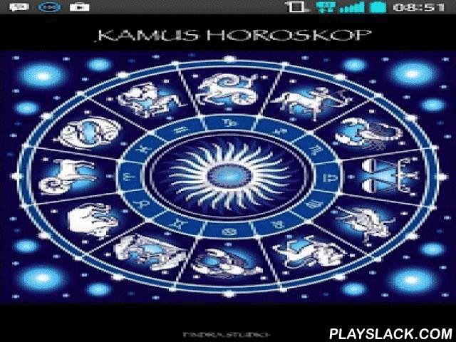 Kamus Horoskop  Android App - playslack.com , Kamu seorang Sagitarius, Gemini, Scorpio, atau bintang lainnya? Ingin tahu bagaimana sifatmu dilihat dari zodiak atau tanggal lahirmu? Ingin tahu bagaimana orang lain melihat kamu? Atau ingin tahu bagaimana sifat si dia dan apakah zodiaknya cocok dengan zodiak kamu?Temukan jawabannya di aplikasi ini!Aplikasi ini berisi referensi sifat dan karakter orang dilihat dari 12 zodiak horoskop. Selain itu ada juga analisa sifat berdasarkan perhitungan…