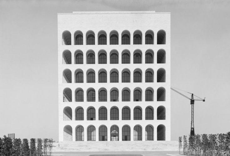 Palazzo Civiltà Italiana | EUR S.p.A. La città nella città