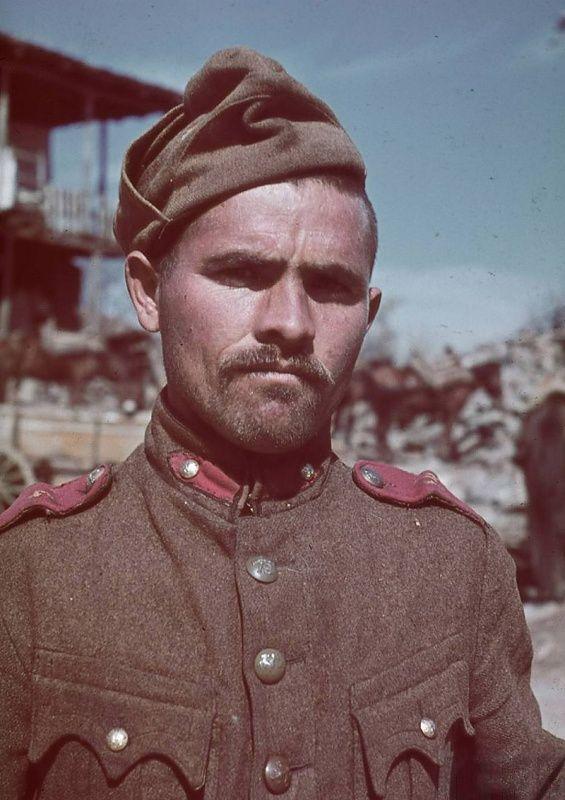 Неизвестный болгарский солдат