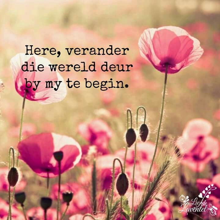 Here...verander...my... #Afrikaans #Prayer #2bMe #Change
